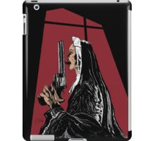 Nun With a Gun iPad Case/Skin