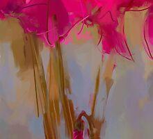 Cyclamen Understudy by JimPavelle