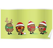 Ready for Christmas Poster