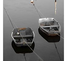boats in Concarneau   Brittany Photographic Print