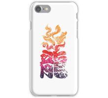 Dragon Flame iPhone Case/Skin