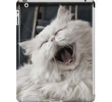They say that NOTHING beats a good belly laugh!  iPad Case/Skin