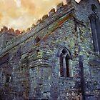 Stone Church - Ireland Series by JimPavelle