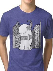 [content monster] Tri-blend T-Shirt