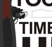 Captain Hook - Tick Tock Sticker