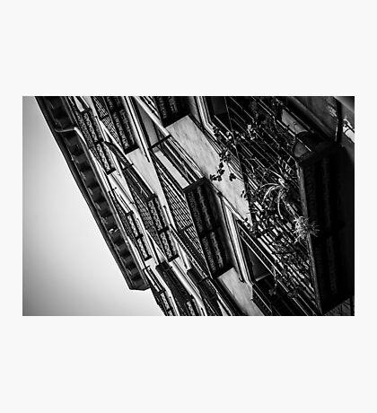 Building facade Photographic Print