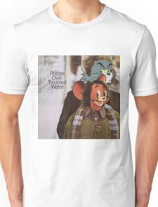 Tom and Jerry - Bridge Over Troubled Water Unisex T-Shirt