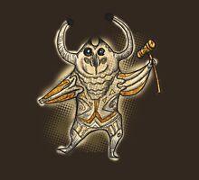 Funky Dancing Mayan Dude Unisex T-Shirt