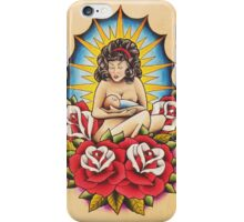 Breast Feeding Mom iPhone Case/Skin