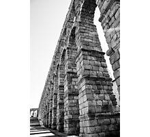 Roman Aqueduct  Photographic Print