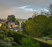 Hay-on-Wye by Jonathan Evans