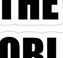 The Problem Sticker