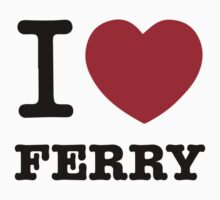 I love Ferry Corsten by Sandy W