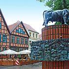Schwerin - Germany by Arie Koene