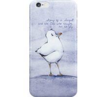 Story of a Seagull and the Cat who taught her to fly iPhone Case/Skin