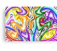 Love Fool Canvas Print