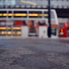 Bus station by Stephen Fisher