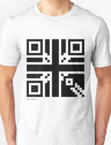 QR Code - UK / Great Britain T-Shirt