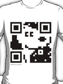 QR Code - Snoopy T-Shirt