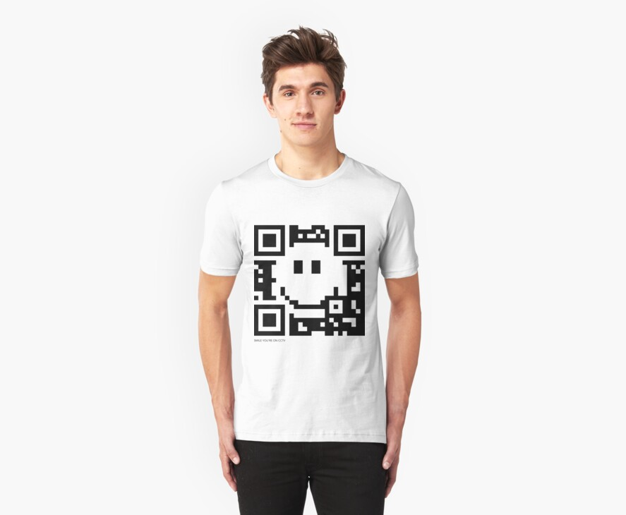 QR Code - Smiley by wiscan
