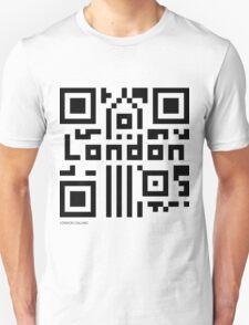 QR Code - London T-Shirt