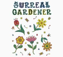 Surreal Gardener Kids Clothes