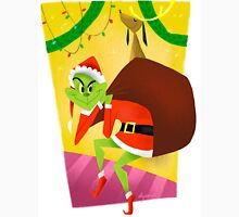 Sneaky Grinch Unisex T-Shirt
