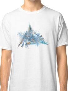 Freedom Fractal Abstract Art Classic T-Shirt