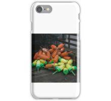 Lobster buoys iPhone Case/Skin