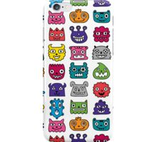 Monster Mash iphone case iPhone Case/Skin