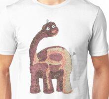 Dino Dots- Paper Craft Unisex T-Shirt