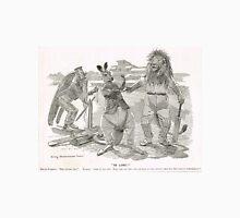 Ashes Cricket Punch cartoon 1899 W G Grace Unisex T-Shirt