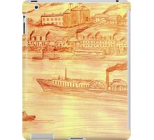 Danube Paddle Steamer iPad case iPad Case/Skin