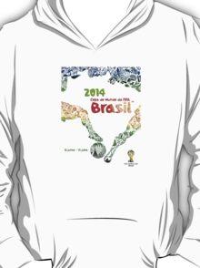 World Cup Brazil 2014 #1 T-Shirt