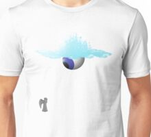 Atraxi vs Weeping Angel Unisex T-Shirt
