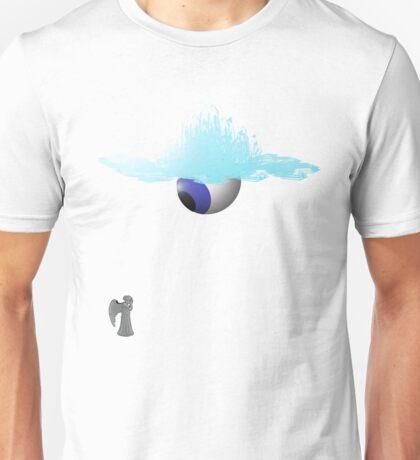 Atraxi vs Weeping Angel Unisex T-Shirt