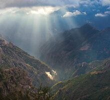 coper canyon, mexico by dubassy
