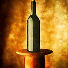 Bottle by Carlos Restrepo