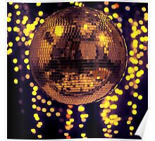 discoball Poster