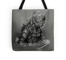 Creature From the Black Lavatory Tote Bag