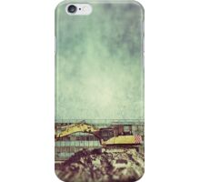 Digger iPhone Case/Skin