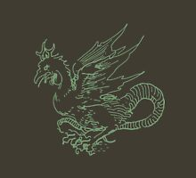 Green Dragon Shirt Unisex T-Shirt
