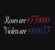 Roses are #FF0000 by holyfudgemuffin