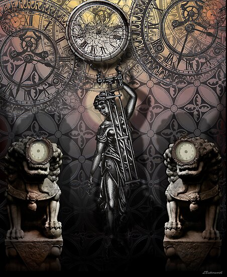 TIMEPIECE by Larry Butterworth