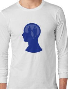 One Track Mind- Castle Long Sleeve T-Shirt