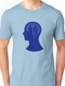 One Track Mind- Castle Unisex T-Shirt