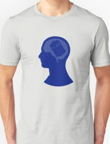 One Track Mind- Doctor Who T-Shirt