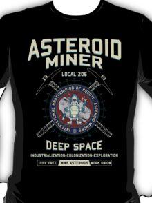 Asteroid Mining T-Shirt