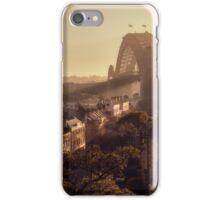 The Rocks, Sydney Australia iPhone Case/Skin