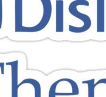 Dislike! Sticker